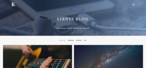 Libnys-Blog