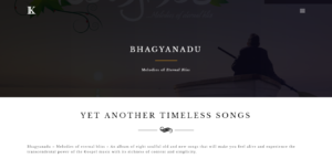 Bhagyanadu - Melodies of Eternal Bliss – Libny Kattapuram