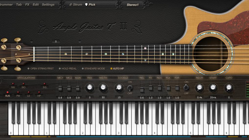 Ample Guitar T Acoustic Guitar VI
