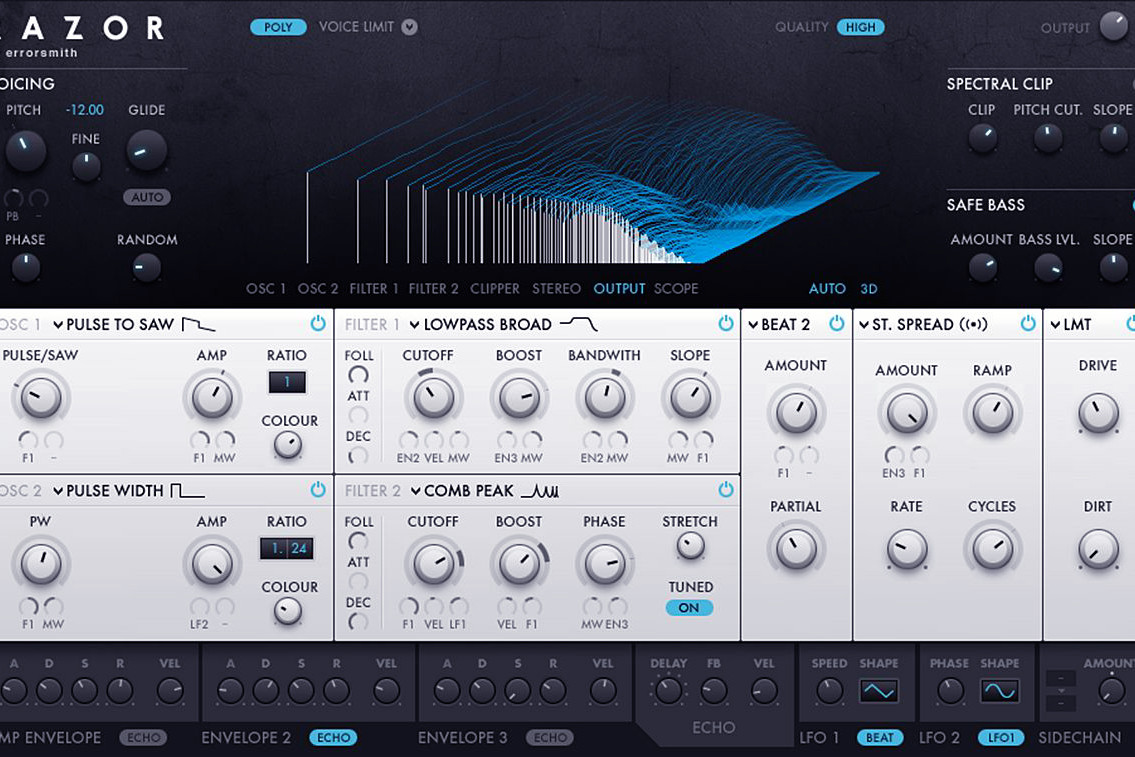 7 Innovative VST Synths for Music Productions