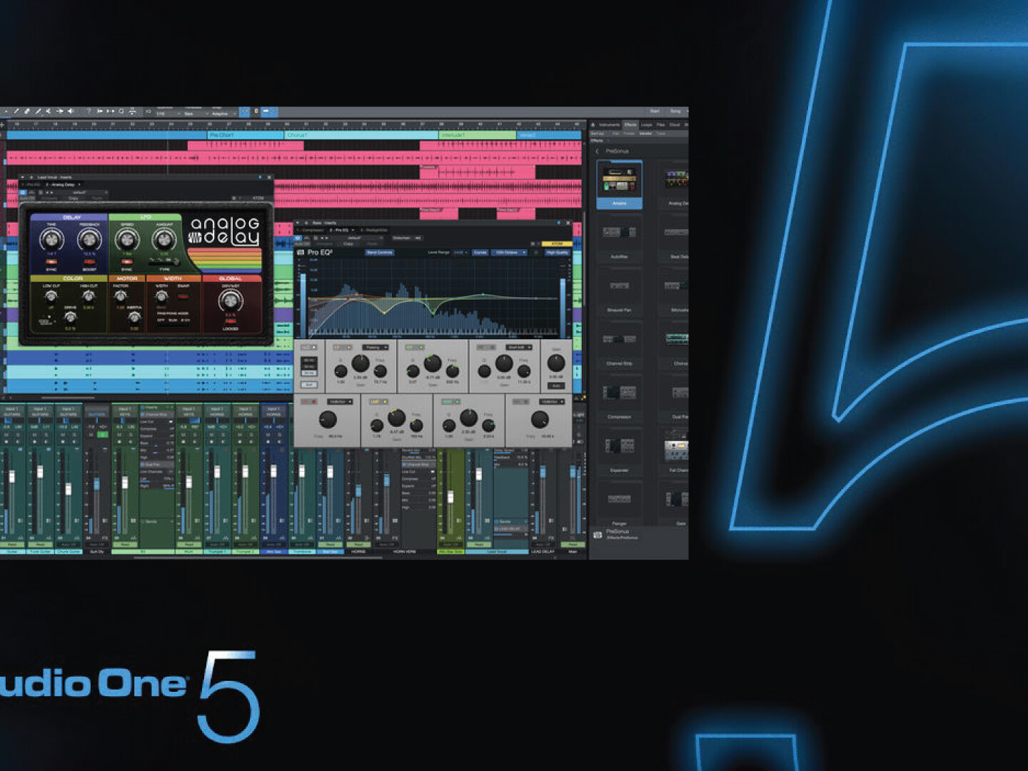 Libnys-Music-Presonus-Studio-One-Version-5