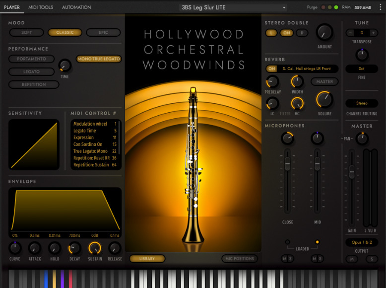 Hollywood Orchestra-OPUS-Edition-1